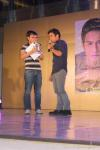jm at his cebu mall show, being interviewed by a cebuano host.