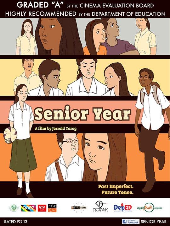 Senior Year (2010) DVDRip