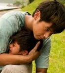 aj with child actor bugoy, in his nominated role in MMK (maalaala mo kaya).