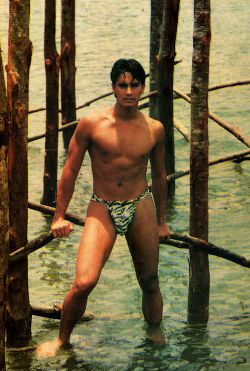 Handsome Richard Gomez