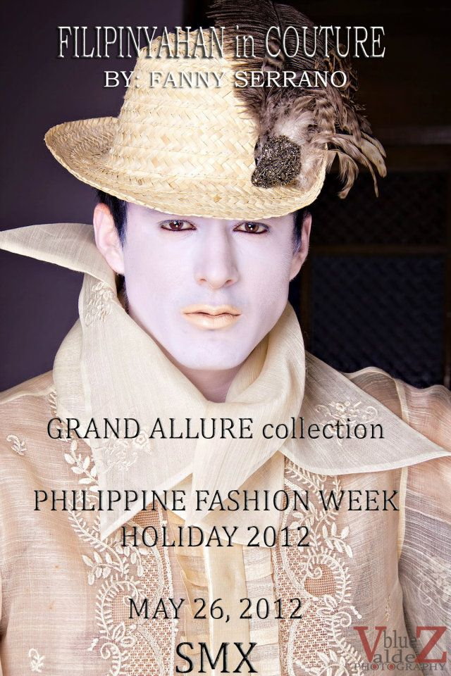 Philippine fashion week schedule 75