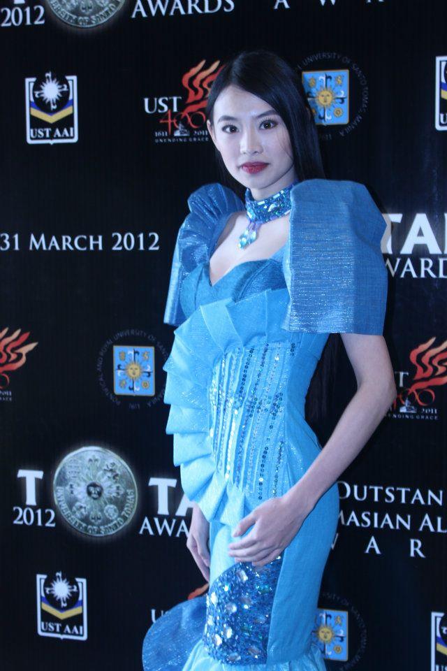 Filipiniana Dress Fashion