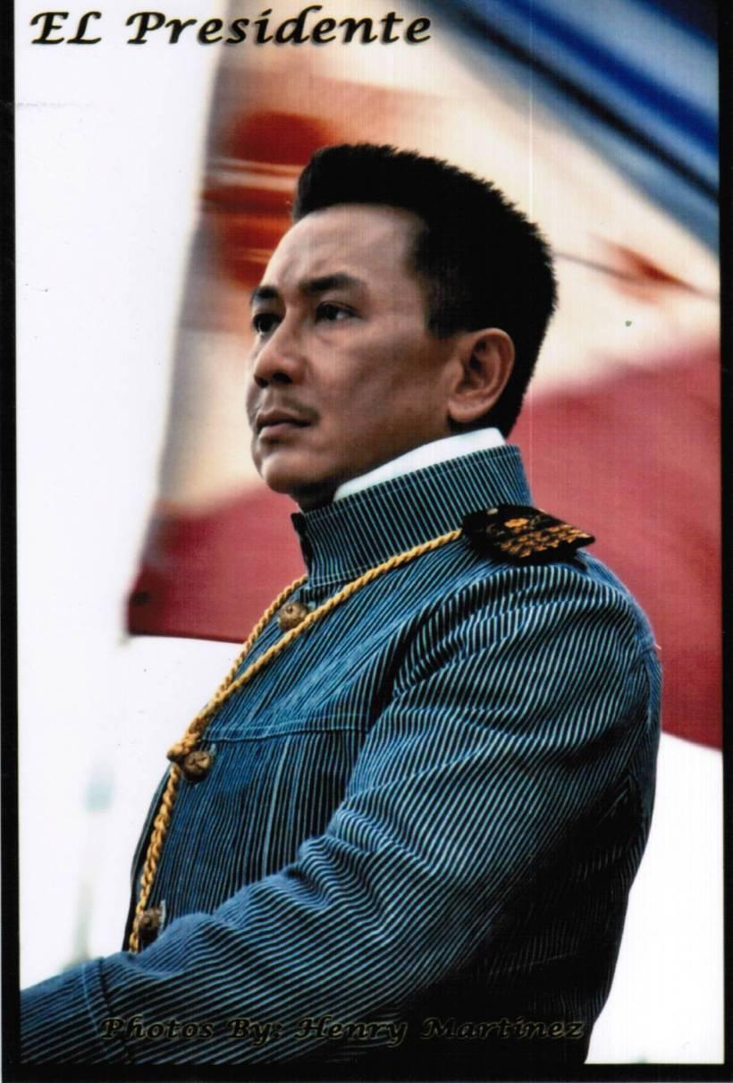 Gov. E.R. Ejercito takes pride as a real filipino.