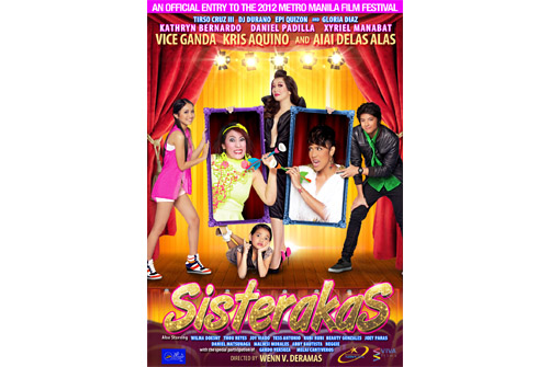 a prediction for the top-grosser for mmff 2012: sisterakas!