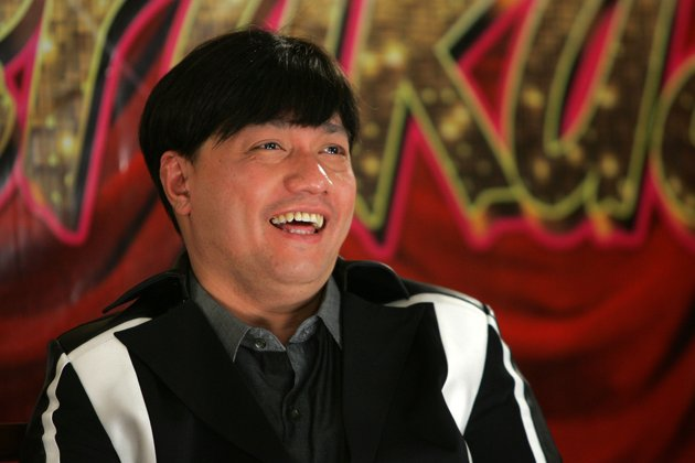 direk wenn deramas: a FILIPINO director.