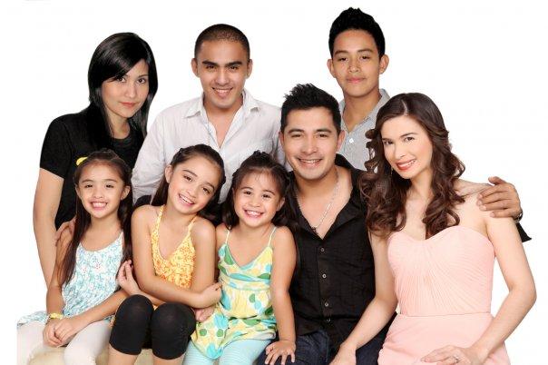 CESAR MONTANO & FAMILY.
