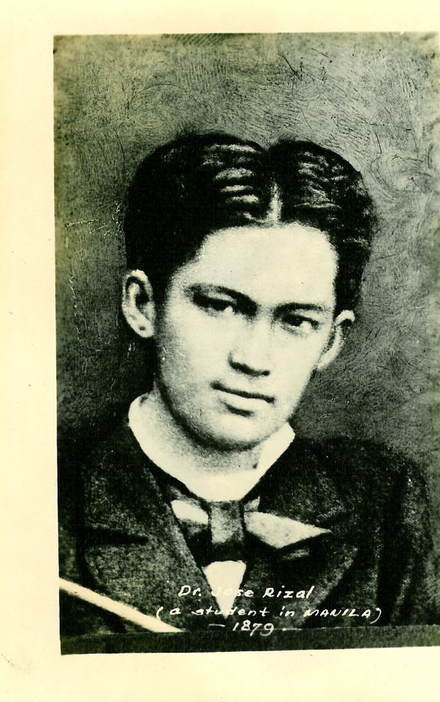 dr. jose rizal: the philippine national hero.