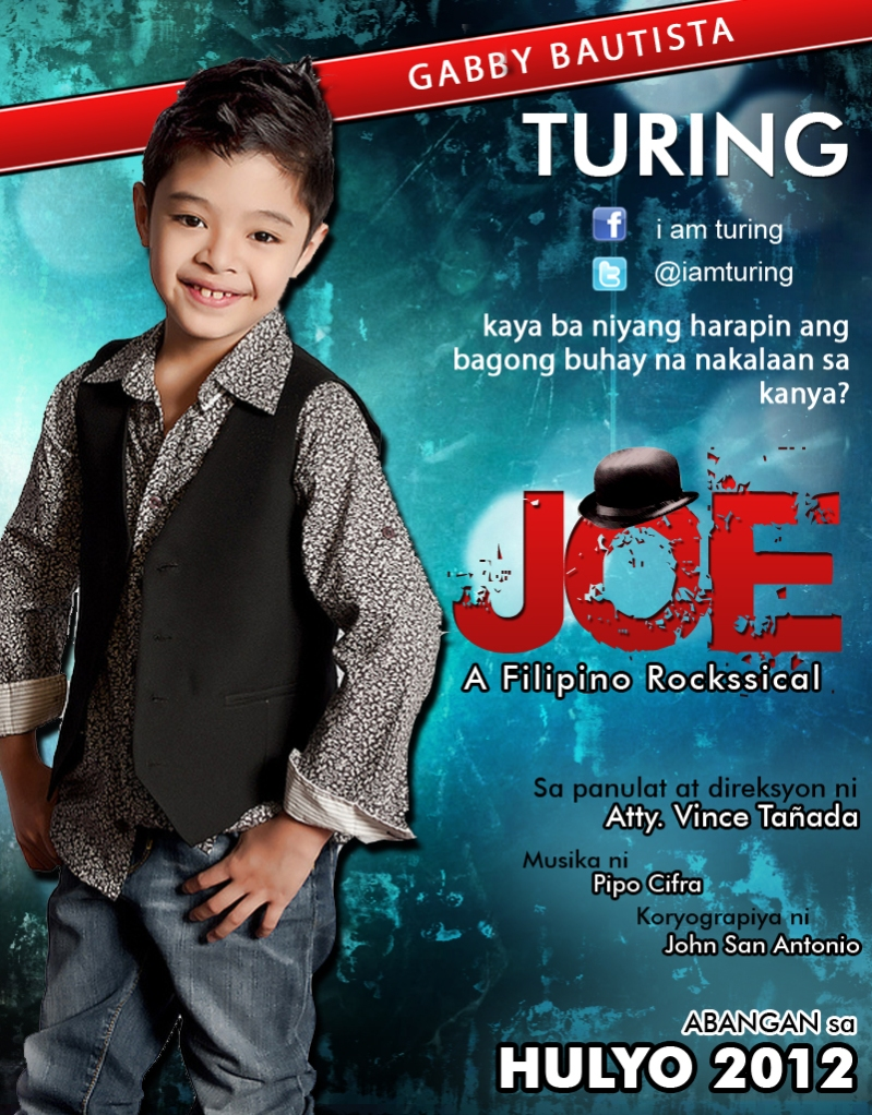 THIS CHILD THEATER ACTOR IS A WONDER!!!- and his name is: Gabby Bautista!