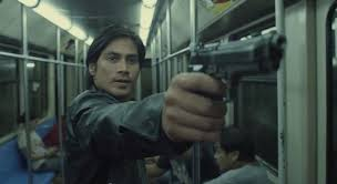 "piolo pascual as a policeman in the film ""on the job"""