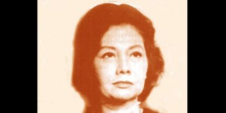 DAISY HONTIVEROS AVELLANA National Artist for Theater (26 January 1917 - 12 May 2013)