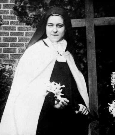 """st. therese shrine in antipolo city 