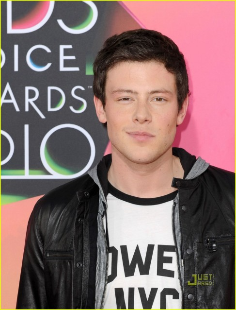 Cory Monteith Sssip S Quot A W E Quot Attic Of White Ethereals