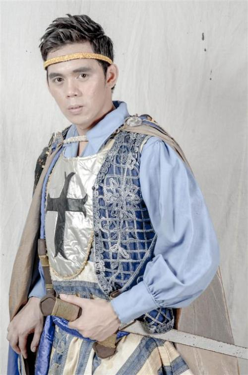 "mr. paul jake paule as ""florante"""