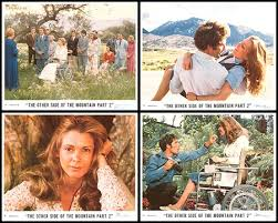 """still pictures for the mid-1970's film """"other side of the mountain, part 2"""""""