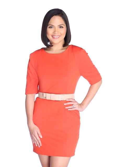 JUDY ANN SANTOS HOSTS A NEW SHOW