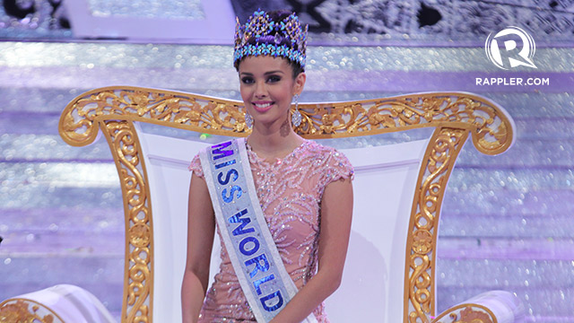"megan young: ""too young... too deserving to be miss world..."""