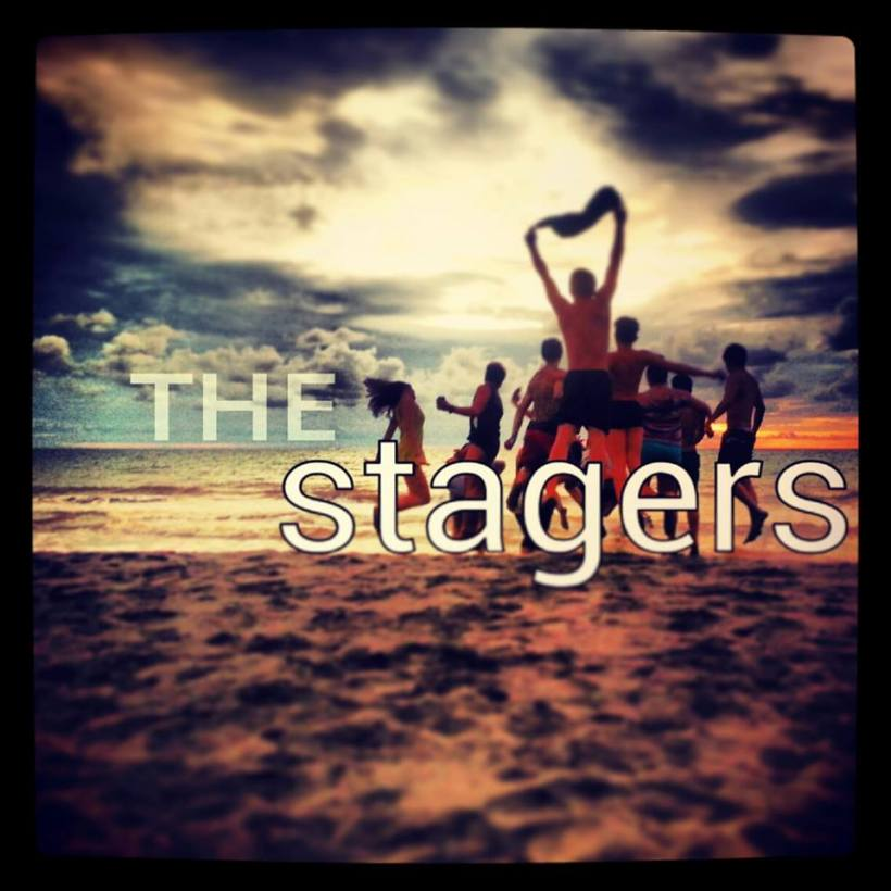 """""""TOGETHER WE STAND, UNITED WE CONQUER!""""-- THE STAGERS."""