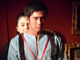 JORDAN LADRA as San Pedro Calungsod
