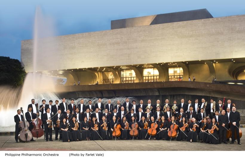 Philippine Philharmonic Orchestra 2013