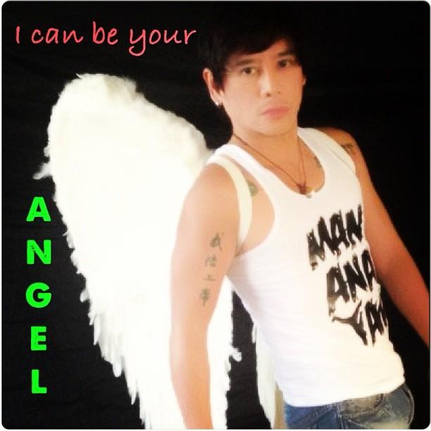 vince: angel