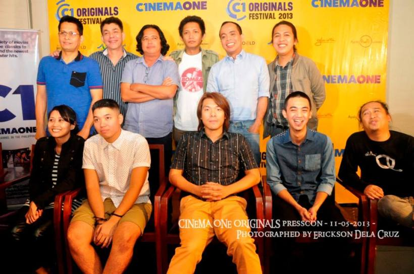 "cinema one originals' ""film warriors"""
