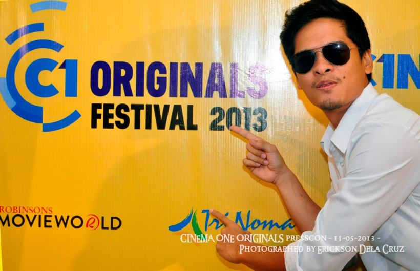 ALEX VINCENT MEDINA INVITES YOU ALL TO CINEMA ONE ORIGINALS FEST!