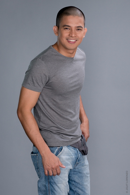 "jason abalos: outshines other fellow actors in the movie ""death march"""