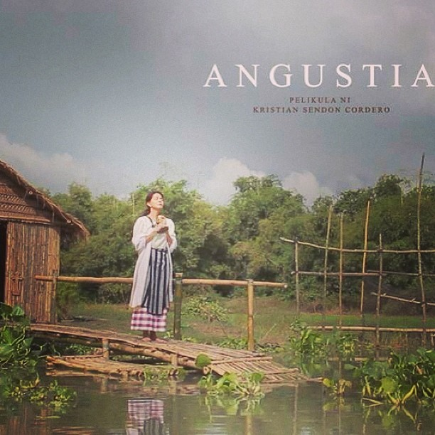 "ms. maria isabel lopez in ""angustia"""