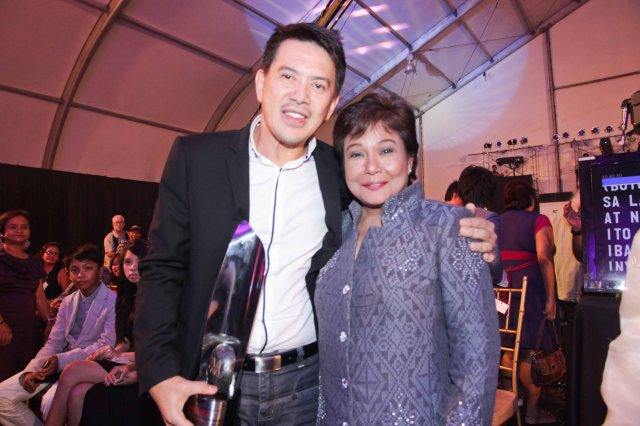 nora with direk brillante mendoza