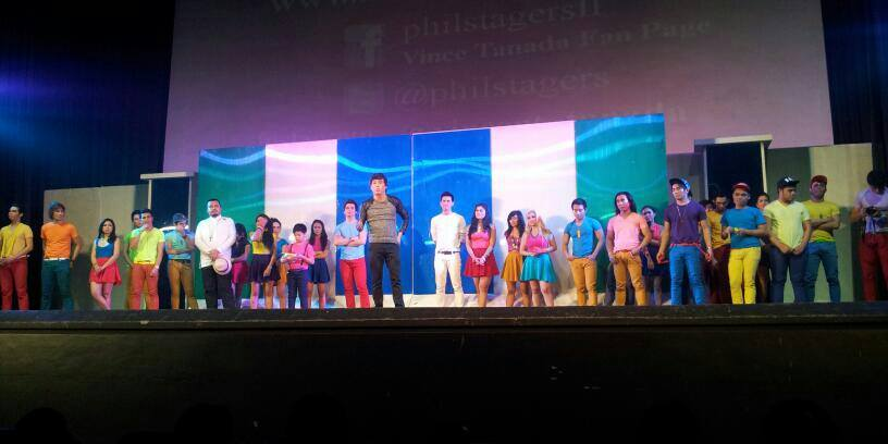 the entire cast of PEDRO CALUNGSOD: D' MUUUZZZIIIKKKAAALLL""