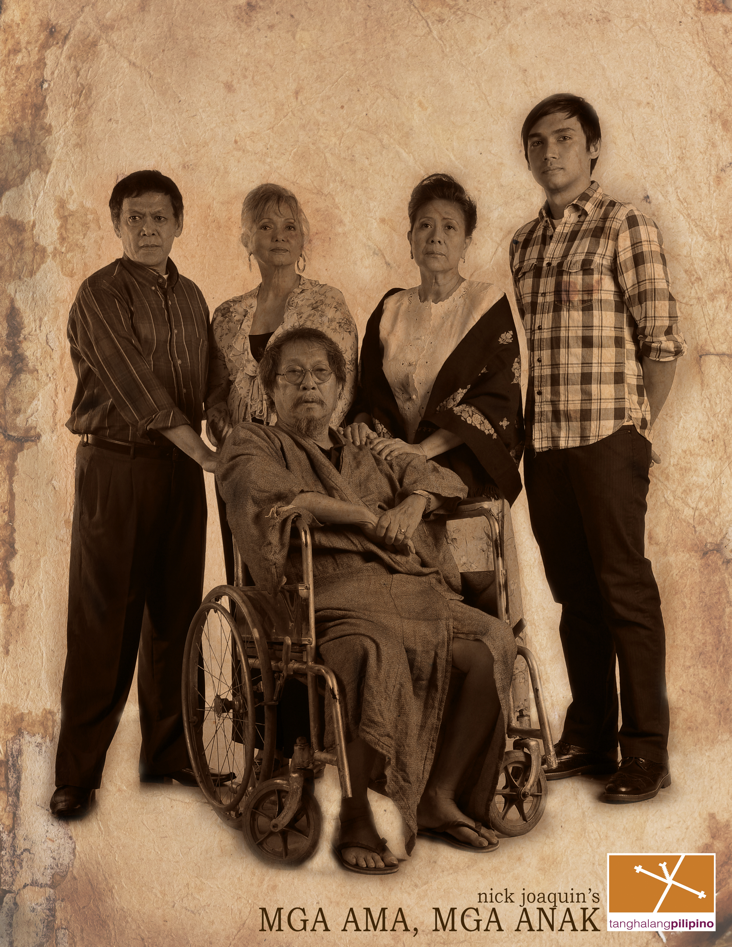 three generation by nick joaquin Si nicomedes márquez joaquín, na kinikilala ng karamihan bilang nick joaquin,  the aquinos of tarlac: an essay on history as three generations.
