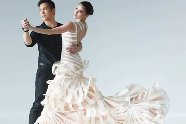 Francis Libiran and Anne Curtis