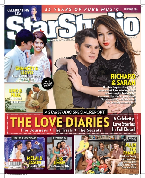StarStudio February issue