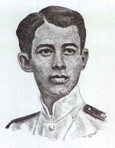 Sa Pasong Tirad, noong umaga ng Disyembre 2 1899, siya ay nakidigma sa
