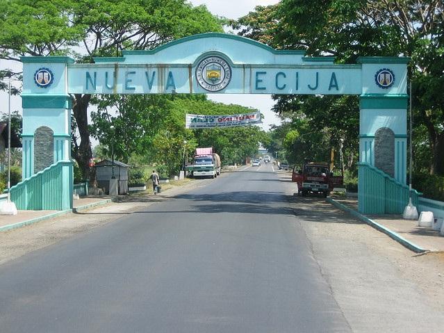 WELCOME TO NUEVA ECIJA!