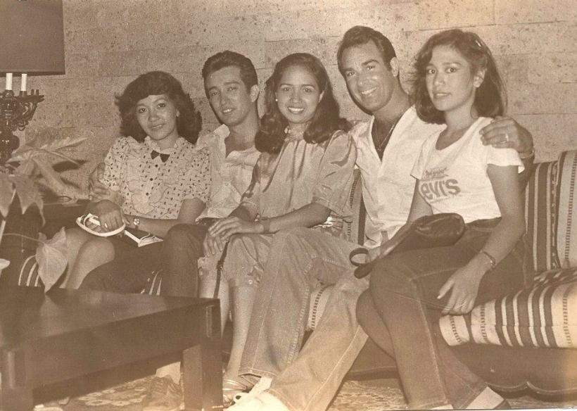 """Ladies were extras on a film...that is ALL I will say. Must have been '83 or '84. I wonder if any of them became famous? Michael James did many films as a lead and I was usually his 'side-kick'. We stayed in Ermita on the streets of passion, Mabini and Del Pilar, right in the middle of the major bar scene in the early '80s.""-- don"