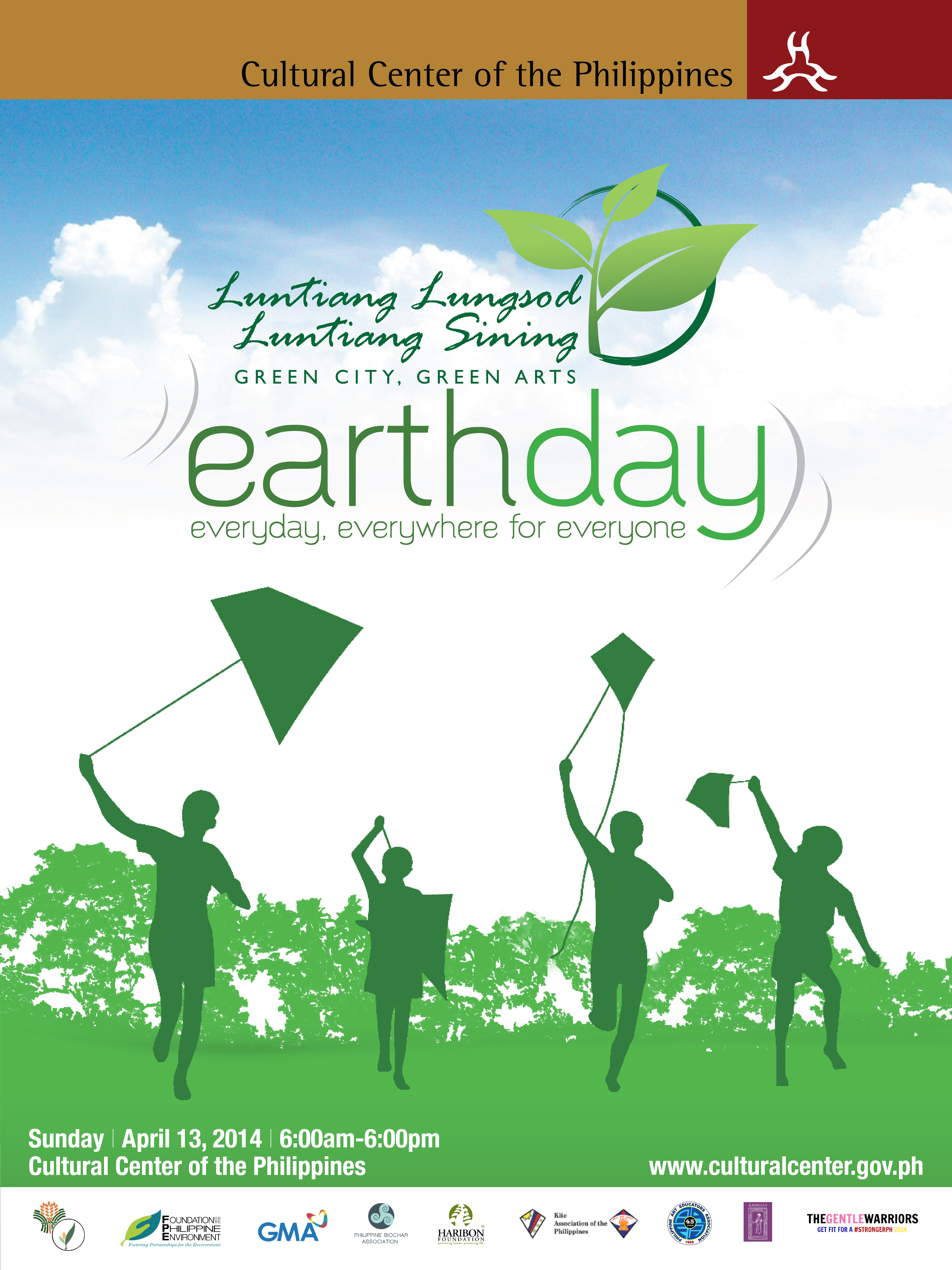 Earth Day Poster Contest 2014