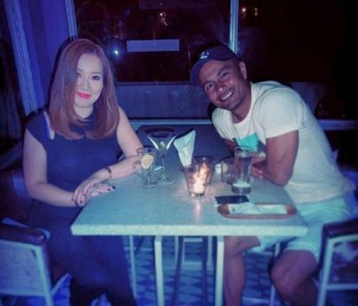"kris aquino with ""new love"" (?)- derek ramsay: the picture that tells it all"