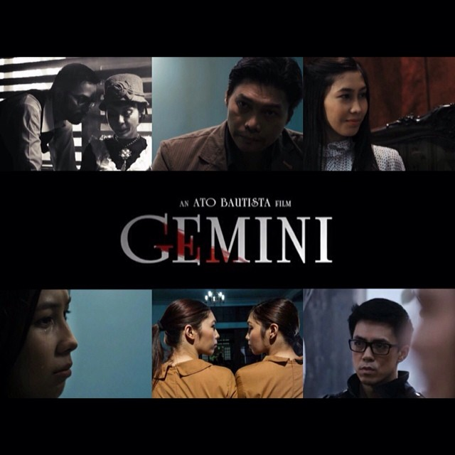"the ""gemini"" film of mon"
