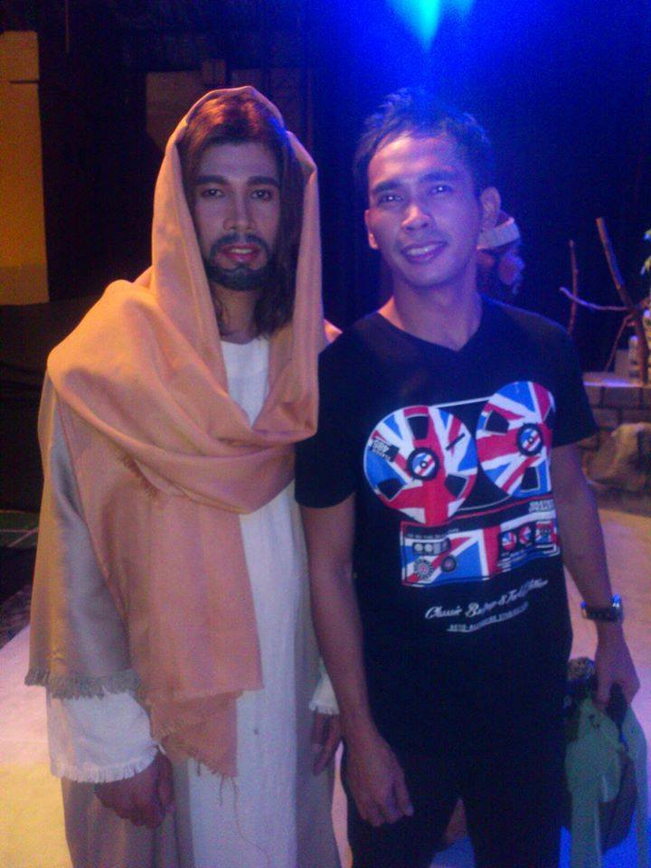 mr. bourne legacy with jesus christ actor