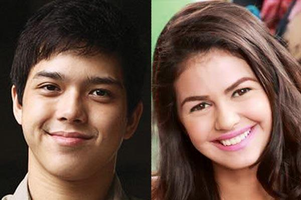 elmo magalona and janine guttierez: young love