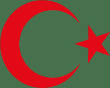 THE EMBLEM OF TURKEY