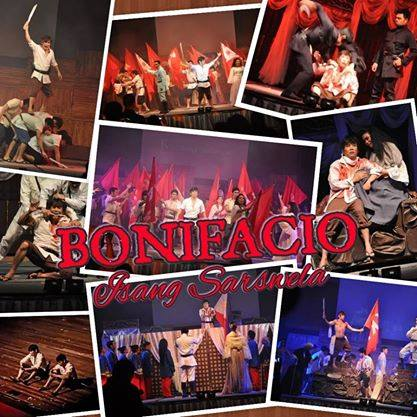 "a lifetime of greatness and artistry: the philippine stagers foundation and the play ""bonifacio: isang sarsuwela"""