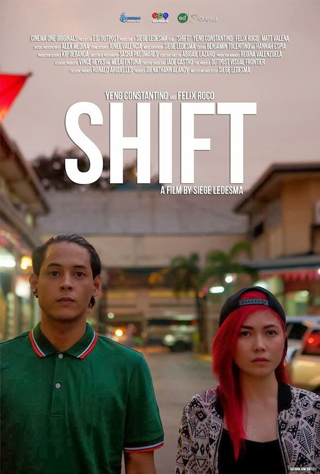 """SHIFT"", one of the best film entries at cinema one last year"