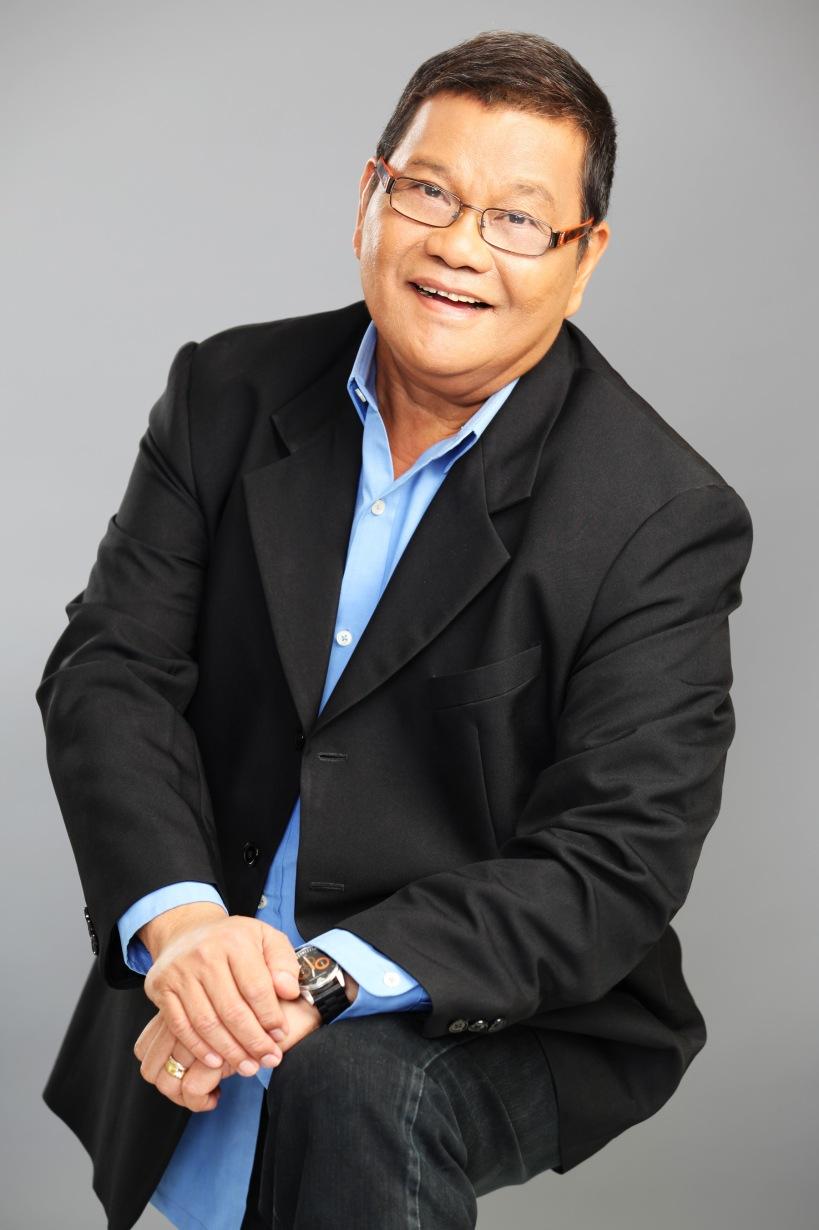 joel lamangan, artistic director of gantimpala theater foundation