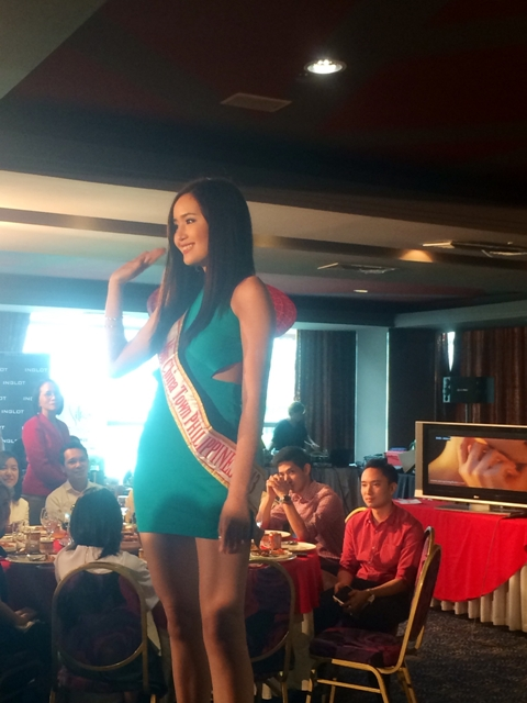 Miss Chinatown Philippines 2013 Rolini Lim-Pineda