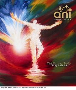 Ani 38 Book Cover image