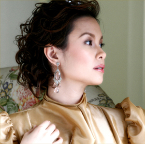 internationally-renowned filipina singer/artist- ms. lea salonga