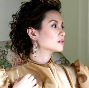 internationally-renowned filipina singer/artist- ms. lea salonga