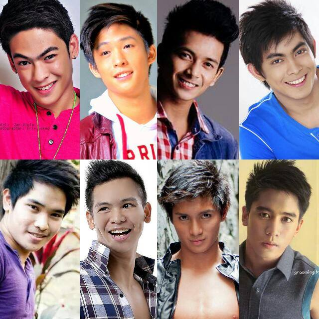 """MIGGY WITH OTHER ELITES MODELS CALLED """"THE ELITES HEART THROBS"""""""